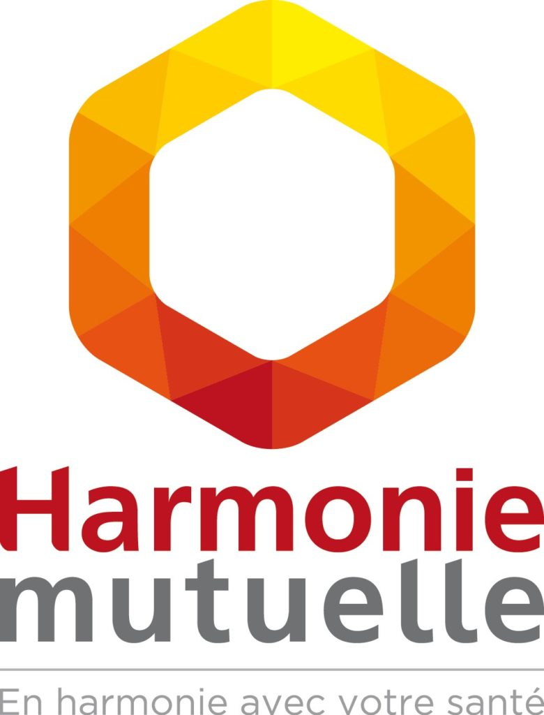 partenaires et soutiens d'Ita Vita : Harmonie Mutuelle